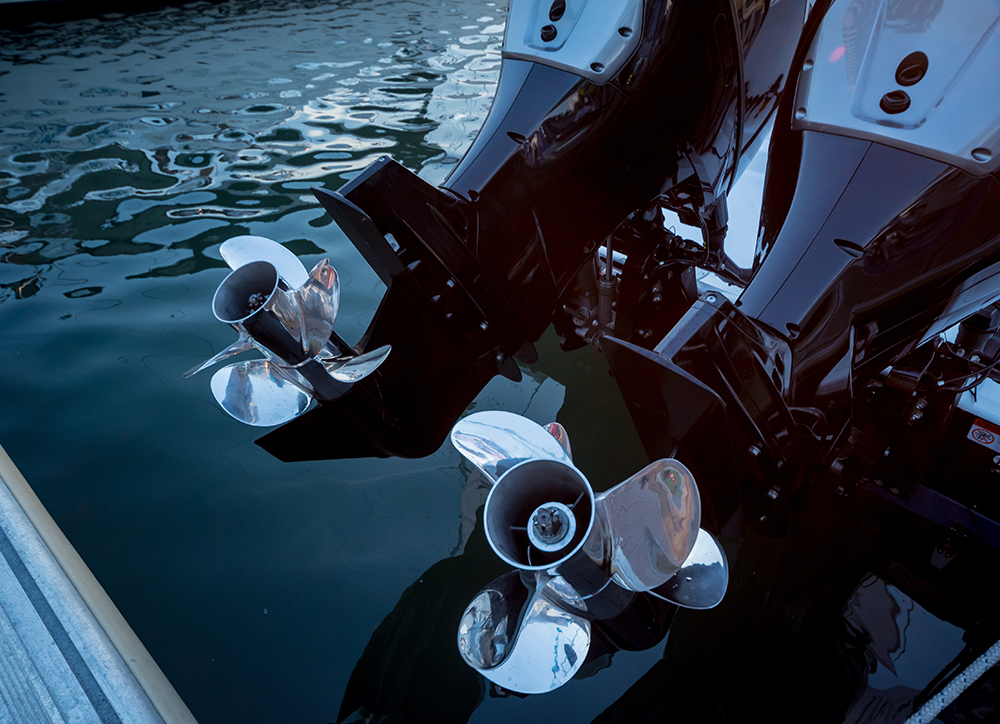 Power Boat Engine Performance Chip in UK and Europe